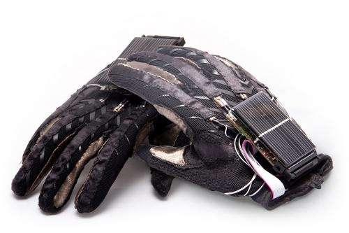 Ukraine team wins Imagine Cup with gloves that convert sign language to speech