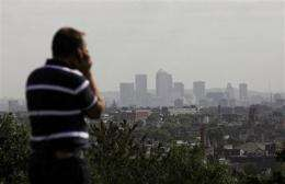 UK surveillance could yield window into lives (AP)