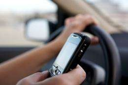 Unsafe at any speed: Even for driving pros, distractions increase crash risk