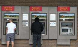 US Bank, PNC Bank, and Wells Fargo have all experienced problems related to cyber attacks
