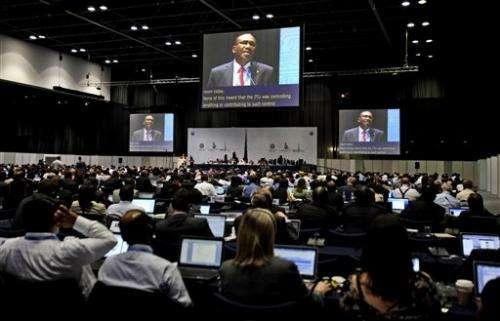 US seeks to drop Internet from UN telecoms talks