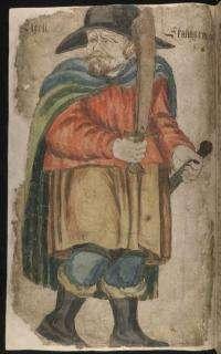 Vikings as criminal profilers