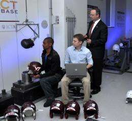 Virginia Tech announces 2012 football helmet ratings; 2 more added to the 5-star mark