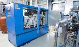 Virtual power plants for renewable energies