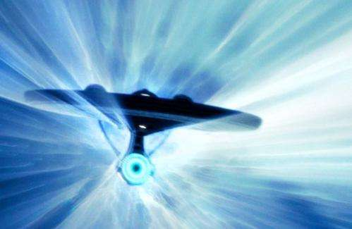 Warp drives may come with a killer downside