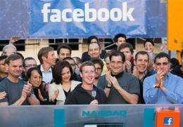 Why Facebook still doesn't look cheap (AP)
