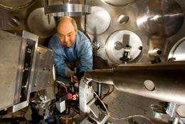 World record neutron beam at Los Alamos National Laboratory
