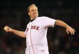 "World Series champion pitcher Curt Schilling has created a video game called ""Kingdoms of Amalur: Reckoning"""
