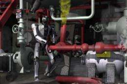 WPI is Part of a National Team That Will Develop a Robot That Can Go Where Humans Fear to Tread