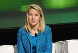 Yahoo! chief Marissa Mayer, pictured in 2011, will be paid one million dollars a year