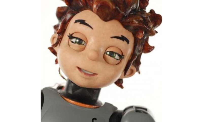 "Zeno ""boy"" robot: Let me introduce myself  (w/ Video)"