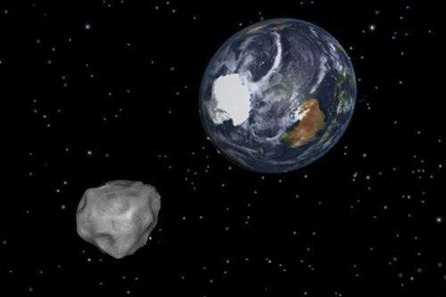 2 space rocks hours apart point up the danger