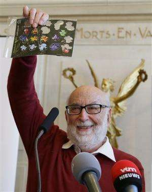 2 win physics Nobel for Higgs theory