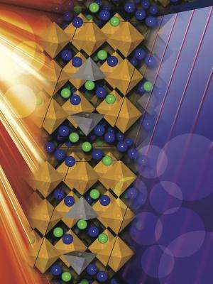 A new material for solar panels could make them cheaper, more efficient