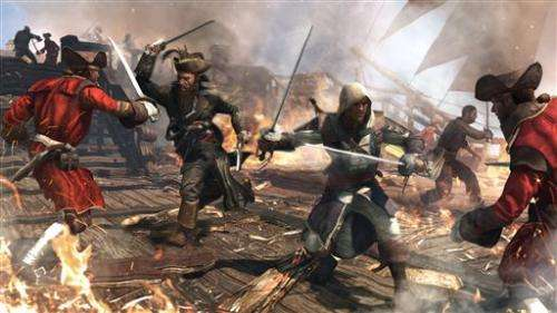 AP critics pick the year's best video games