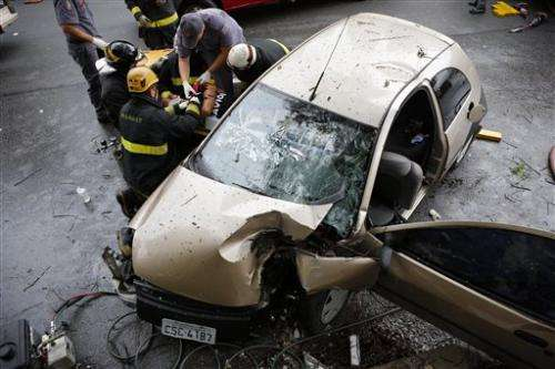 AP IMPACT: Cars made in Brazil are deadly