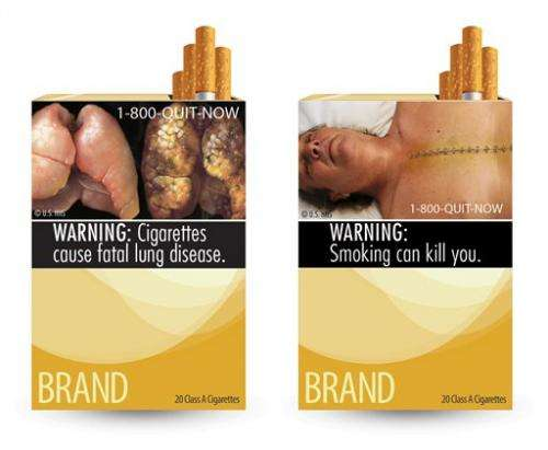 APNewsBreak: US to revise cigarette warning labels