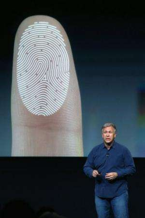 Apple Senior Vice President of Worldwide Marketing Phil Schiller speaks about the new iPhone on September 10, 2013