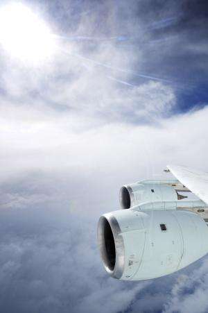 Bugs in the atmosphere: Study finds substantial microorganism populations in troposphere