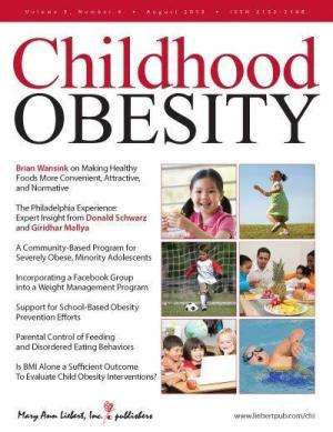 Child obesity interventions -- is change in BMI a good measure of success?