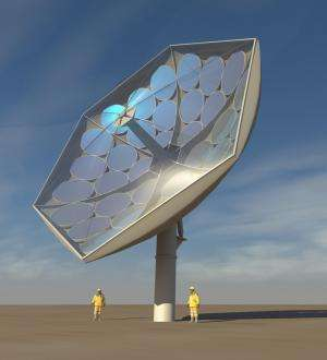 Collaboration aims to harness the energy of 2,000 suns