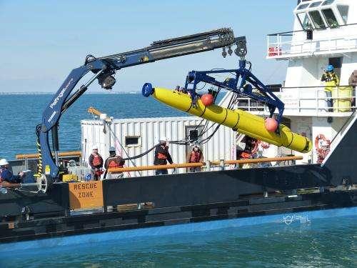 Distributed Agile Submarine Hunting (DASH) program completes milestones
