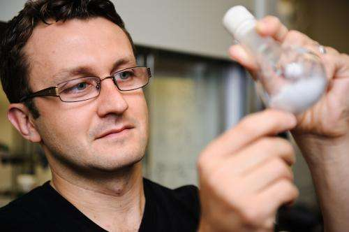 Engineering professor granted patent for carbon-capture process
