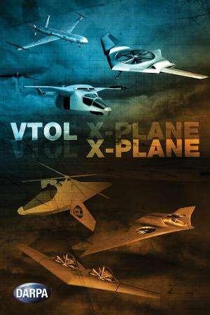Experimental aircraft program to develop the next generation of vertical flight
