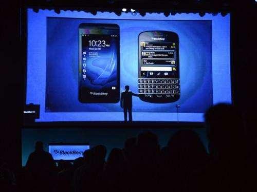 Fairfax to buy BlackBerry for $4.7 billion