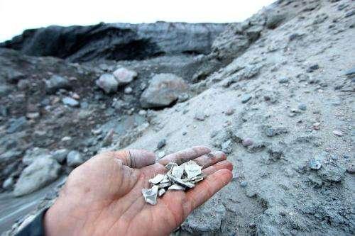 Greenland's shrunken ice sheet: We've been here before