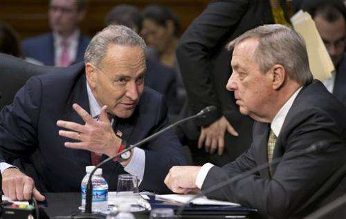 High-tech industry big immigration bill winner