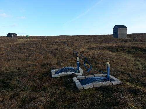 Measurements help defend grid against space weather