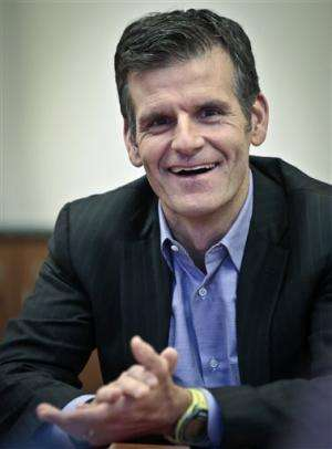 Motorola CEO talks to AP about global vision