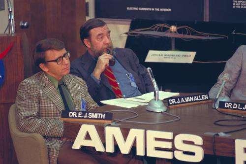 NASA celebrates four decades of plucky Pioneer 11