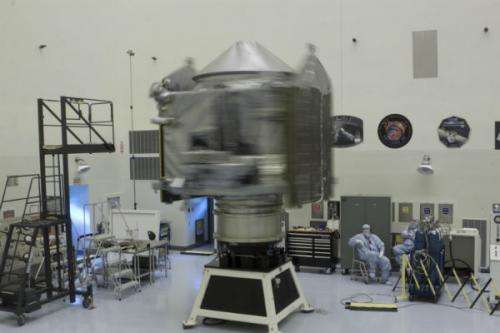 NASA prepares to launch first mission to explore Martian atmosphere