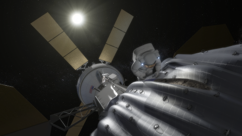 NASA releases new imagery of asteroid mission