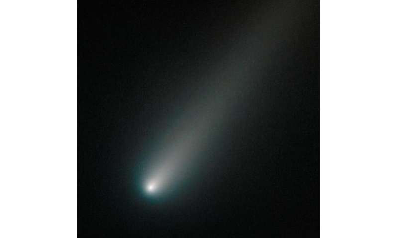 NASA's solar observing fleet to watch Comet ISON's journey around the Sun