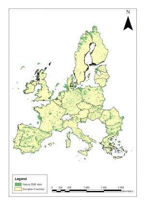 Natura 2000 networks: Improving current methods in biodiversity conservation