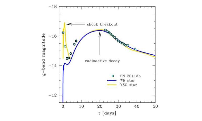 Observationally confirmed supernova explosion of a yellow supergiant star