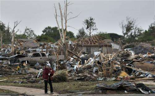 Power of US tornado dwarfs Hiroshima bomb