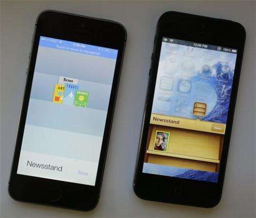Review: New iOS software has features to discover
