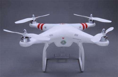Review: Phantom quadcopter a fun consumer drone
