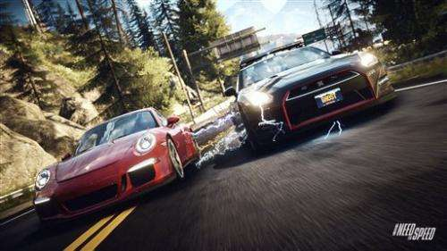 Review: 'Rivals' a fast, furious 'Need for Speed'