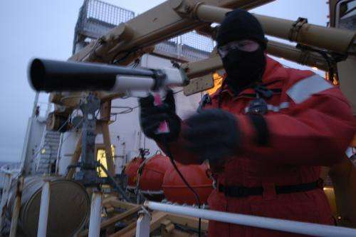 Robotic probe launcher may transform ocean data collection
