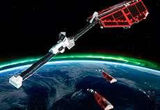 Satellite Swarm prepares for take-off