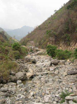 Small dam construction to reduce greenhouse emissions is causing ecosystem disruption