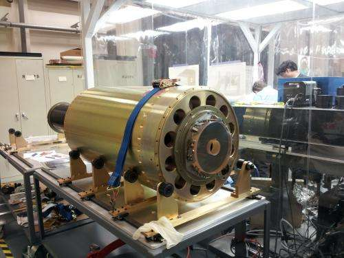 Space instrument adds big piece to the solar corona puzzle
