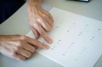 Spatial training boosts math skills