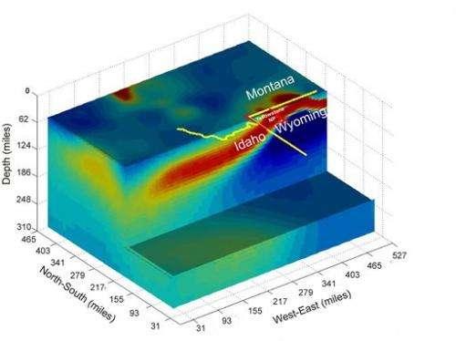 Study: Yellowstone magma much bigger than thought