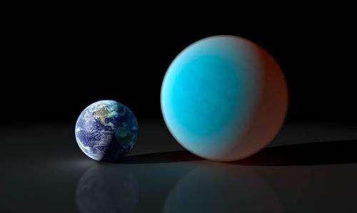 Super-earth or mini-neptune? Telling habitable worlds apart from lifeless gas giants